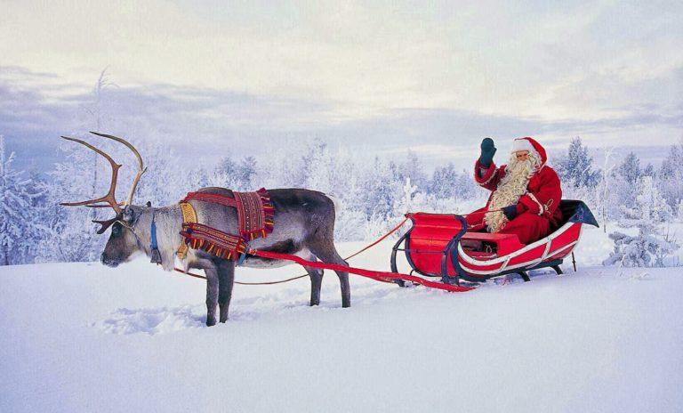 Цена тура в финляндию на новый год
