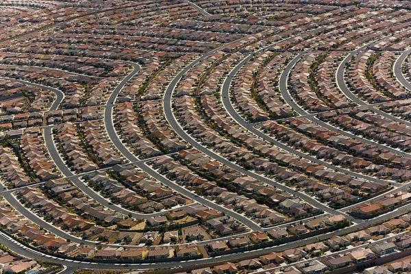 Хендерсон, пригород Лас-Вегаса