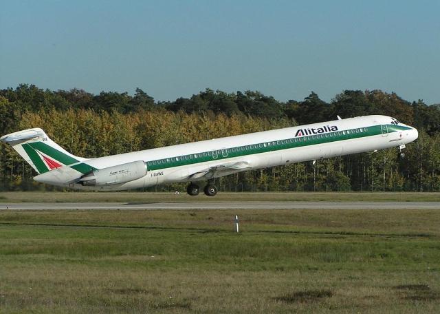 McDonnell-Douglas MD-80