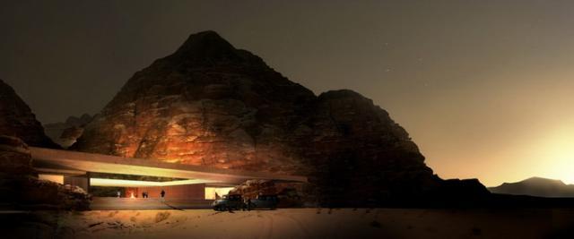Wadi Rum Resort