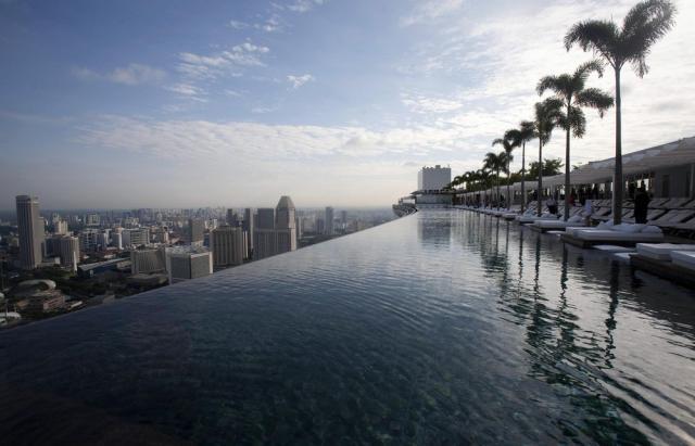 sky park singapore