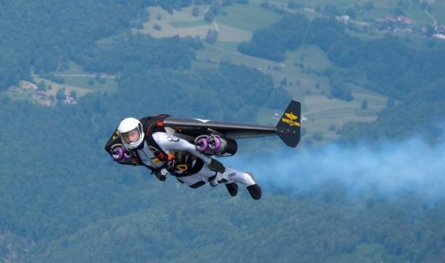 Ив Росси Jetman