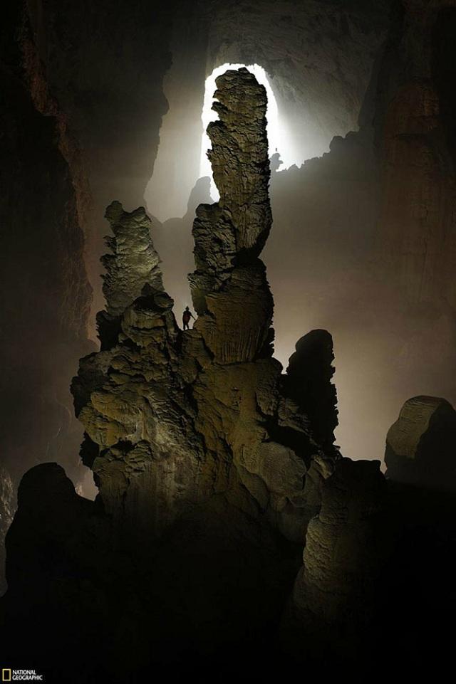 Самая большая в мире пещера