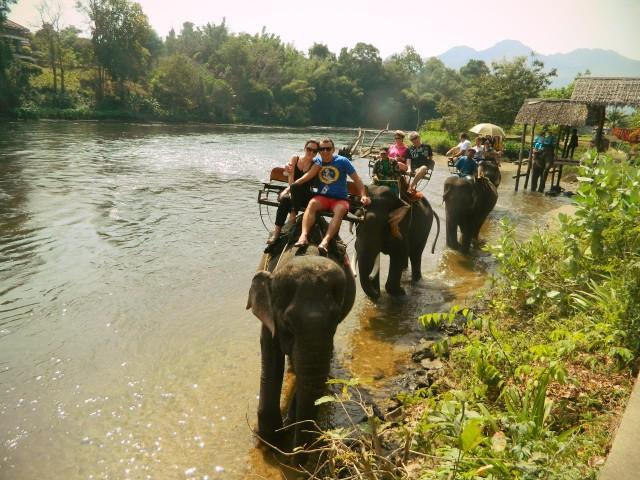 Паттайя слоны
