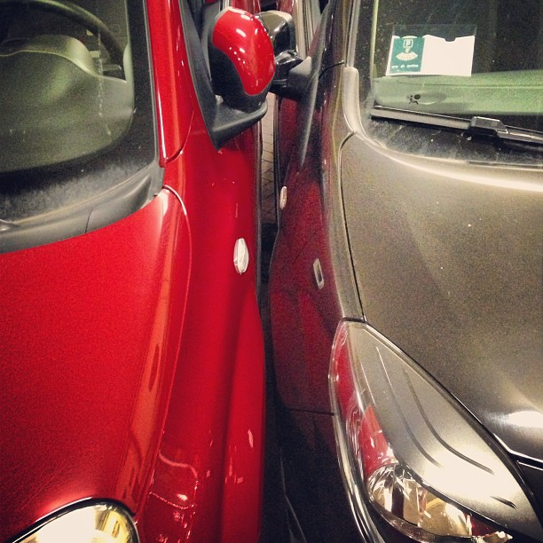 Европа паркинг