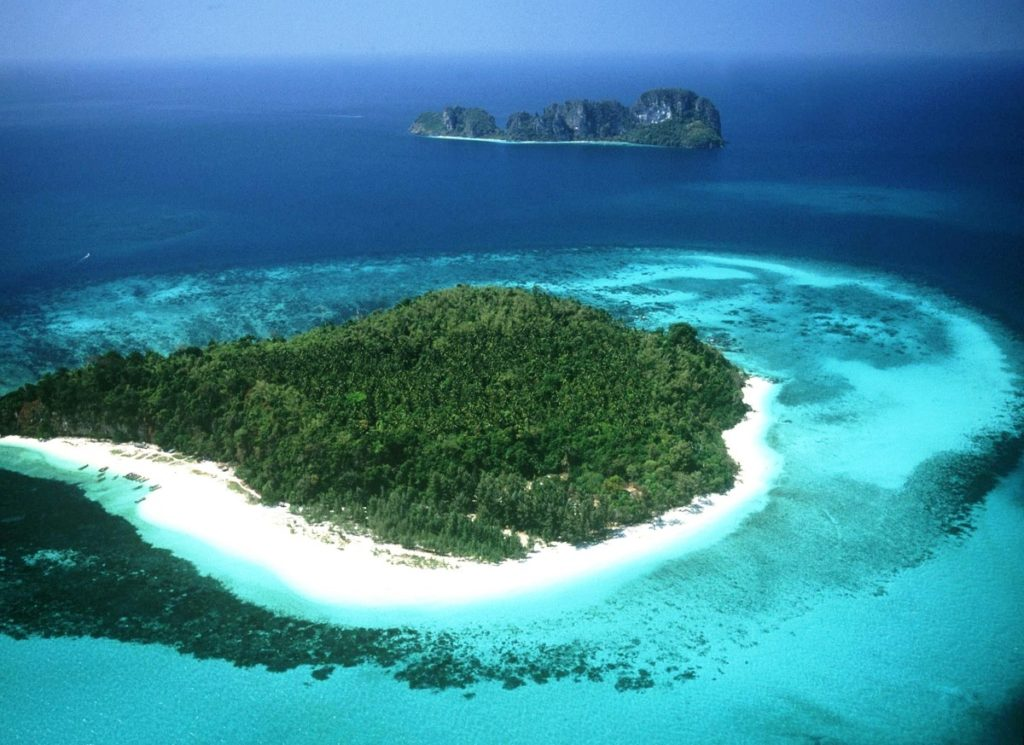 Тур по островам Таиланда