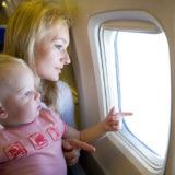 Авиаперелет с младенцем