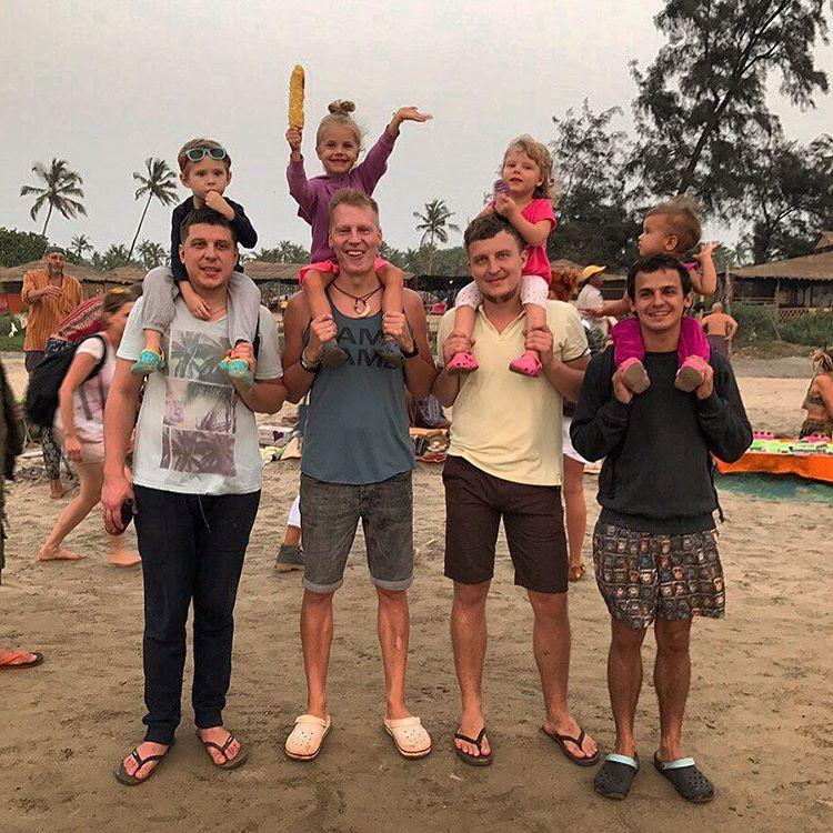 Гоа, отцы и дети